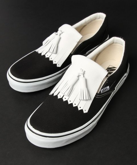 "Nazouvací boty Vans / Dictionary / Guild Prime ""Leather Tassel"" Slip-On"
