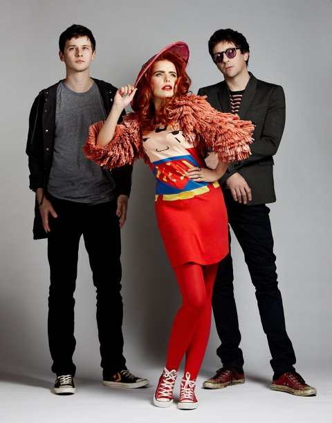 Bill Ryder-Jones, Paloma Faith a Graham Coxon v teniskách Converse Chuck Taylor
